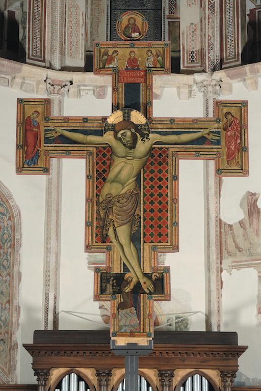 Crocifisso altare maggiore