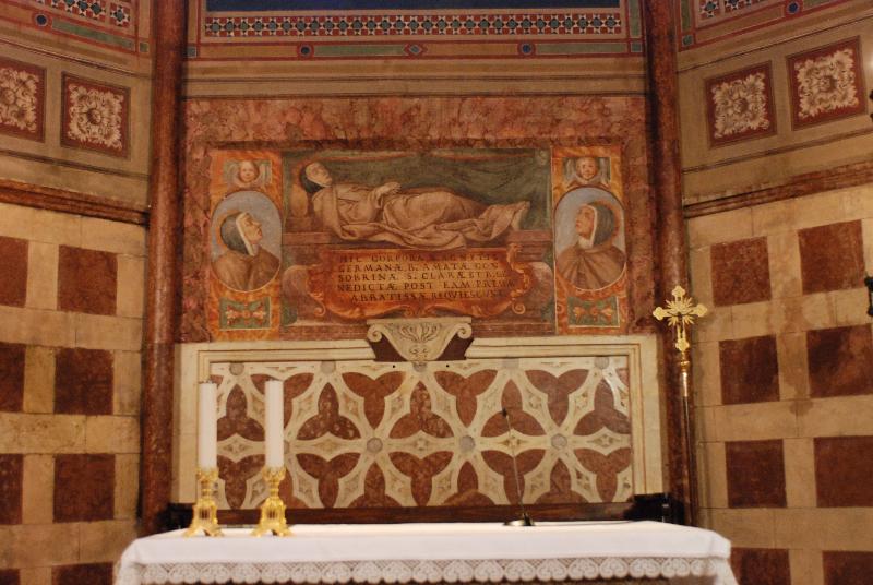 Cappella di S. Agnese