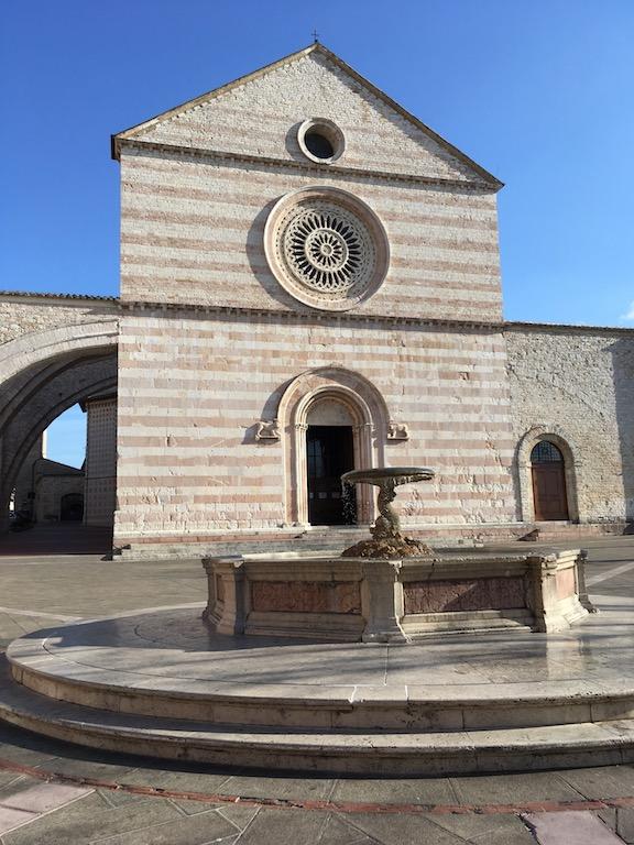 Facciata Basilica