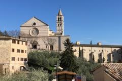 Panoramica Basilica-Monastero