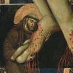 Crocifisso dell'Abbadessa Benedetta - particolare