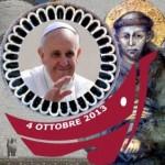 Logo visita Papa