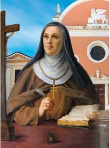 ven. Giovanna Maria della Croce