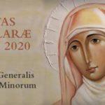 Festa di S. Chiara 2020: Lettera del Ministro generale