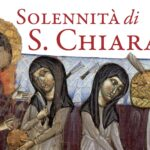 Solennità di Santa Chiara 2021